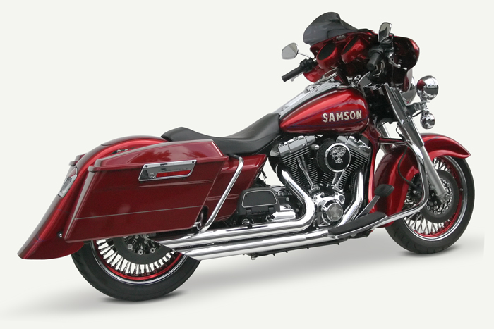 Touring and Roadking (2007-2008)