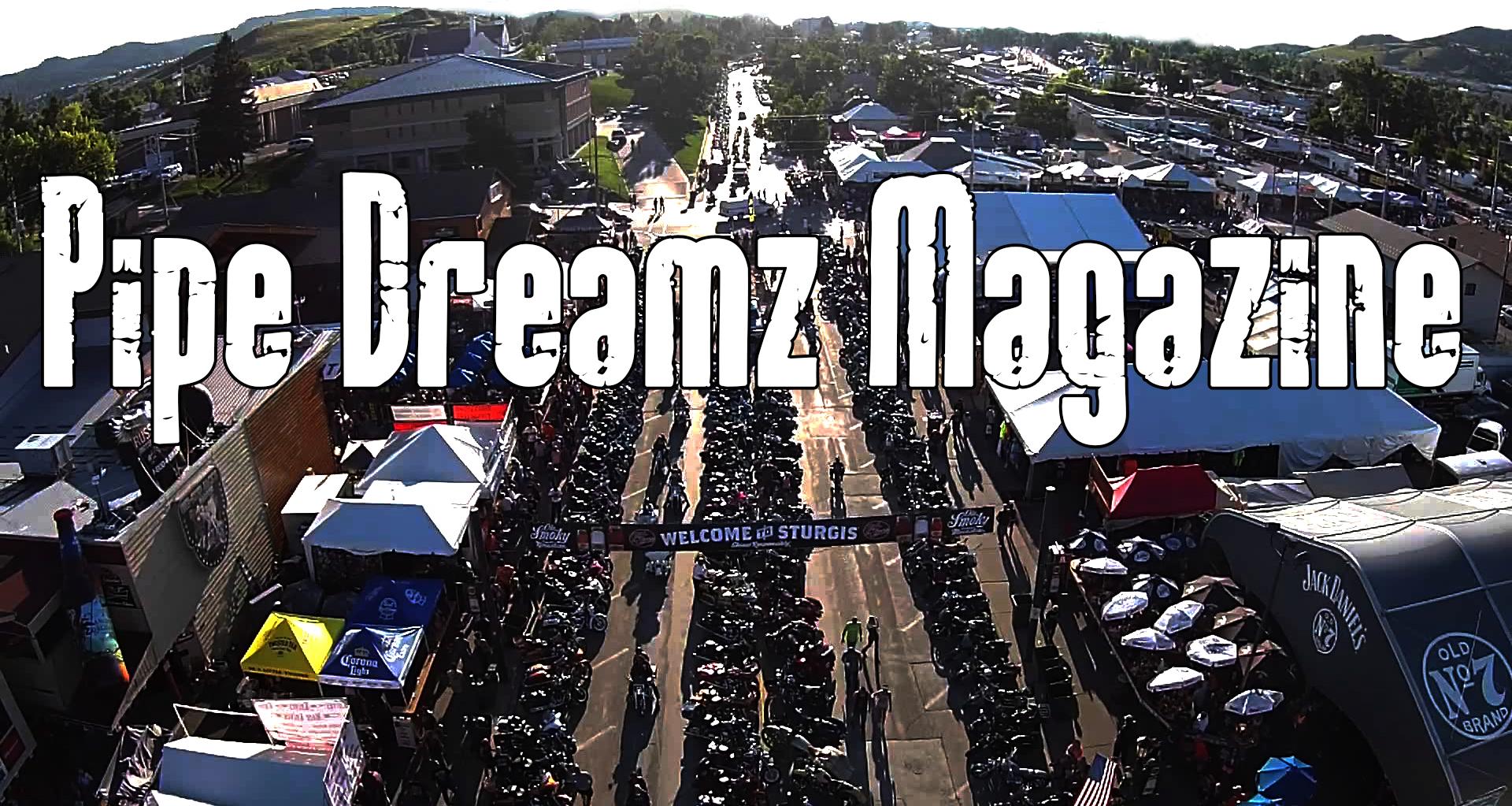 Samson Unviels Pipe Dreams Magazine