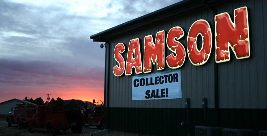 samson collection