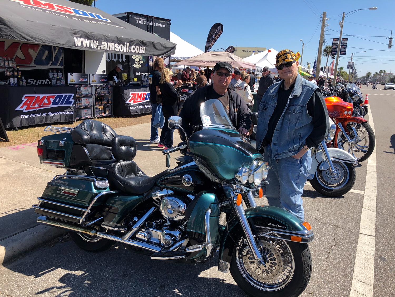 Samson Rider Ron Foster
